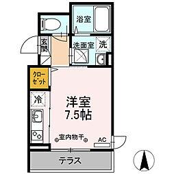 京王線 布田駅 徒歩4分