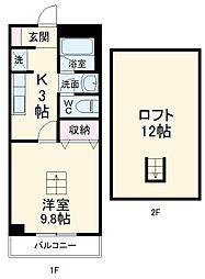 尾張一宮駅 4.7万円