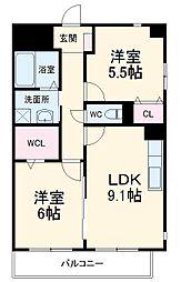 国府宮駅 6.6万円