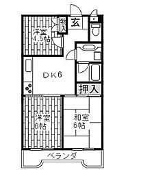 蒲田駅 13.5万円