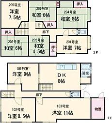 京成立石駅 3.0万円
