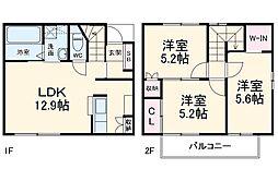上社駅 11.6万円
