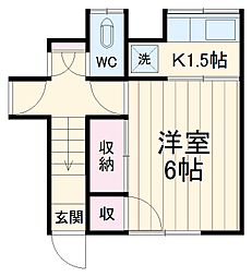 綱島駅 2.9万円