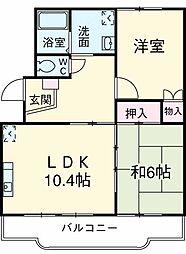 北上尾駅 6.2万円