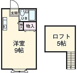 北本駅 3.3万円
