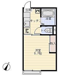 羽貫駅 3.2万円
