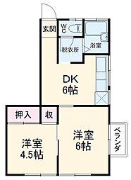 羽貫駅 3.9万円