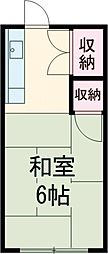 新江古田駅 3.3万円