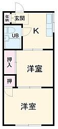 京成大和田駅 2.8万円