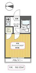 北綾瀬駅 4.2万円