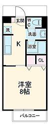 名古屋市営鶴舞線 上小田井駅 徒歩18分