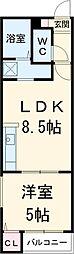 名鉄犬山線 上小田井駅 徒歩9分