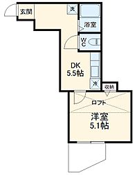 希望ヶ丘駅 7.1万円