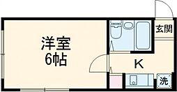 【敷金礼金0円!】京王線 高幡不動駅 徒歩13分
