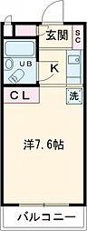 京王堀之内駅 3.5万円