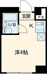 【敷金礼金0円!】西武池袋線 石神井公園駅 徒歩5分