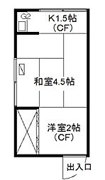 大岡山駅 2.8万円