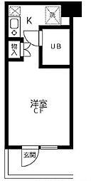 北千束駅 4.9万円