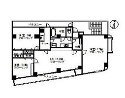 北千束駅 22.0万円