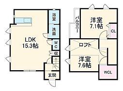 富士松駅 10.0万円