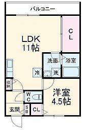 JR横須賀線 逗子駅 徒歩6分の賃貸アパート