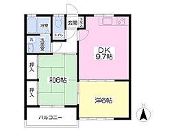 群馬総社駅 2.7万円
