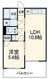 南安城駅 5.2万円