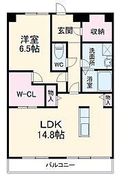 新安城駅 6.6万円