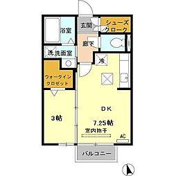 福地駅 4.3万円