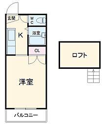 春田駅 3.5万円