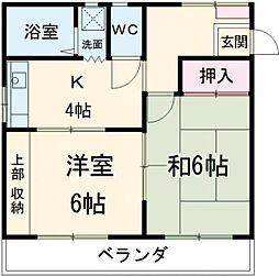 中村公園駅 4.3万円