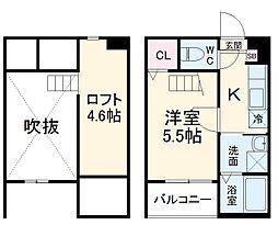 栄生駅 4.8万円