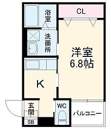 栄生駅 5.4万円