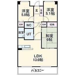 旭前駅 6.4万円