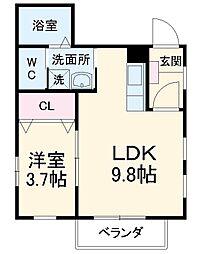 桜駅 5.9万円