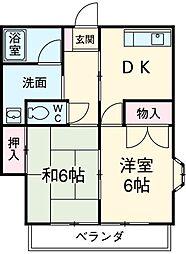 桜木駅 3.5万円
