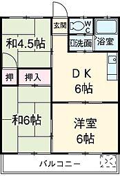 富士松駅 4.0万円
