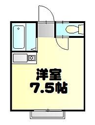 千葉公園駅 2.6万円