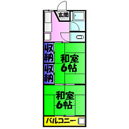 スポーツセンター駅 3.5万円