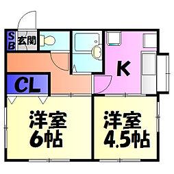 新検見川駅 5.3万円