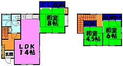 スポーツセンター駅 6.3万円