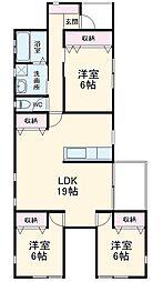 新前橋駅 9.8万円