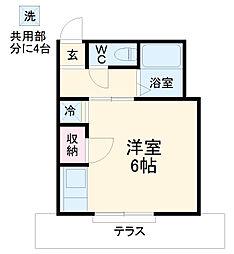 東海大学前駅 2.4万円