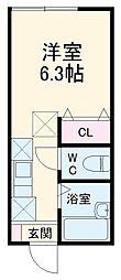 反町駅 5.5万円