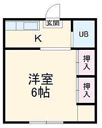 車道駅 2.4万円