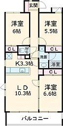 京王線 東府中駅 徒歩8分
