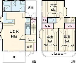 中央線 武蔵境駅 徒歩25分