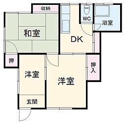 新治駅 3.0万円