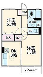 佐和駅 5.5万円
