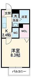 内原駅 3.8万円